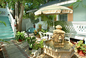 Key West Bed & Breakfasts - tucked away in the heart of Key West's Old Town