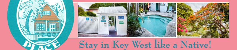 "Key West Bed & Breakfasts! Let us invite you into ""Courtney's Place Key West Historic Cottages & Inns""."