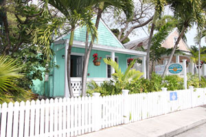 Courtney's Place Key West Inns - Courtney's Place Key West Historic Cottages & Inns consists of 8 cottages, 3 efficiencies, and 7 private rooms.