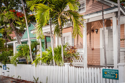 Courtney's Place Key West Historic Cottages & Inns